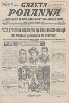 Gazeta Poranna : ilustrowany dziennik informacyjny wschodnich kresów. 1928, nr8392