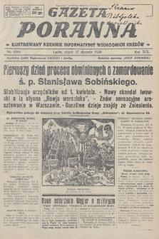 Gazeta Poranna : ilustrowany dziennik informacyjny wschodnich kresów. 1928, nr8394