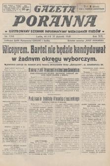 Gazeta Poranna : ilustrowany dziennik informacyjny wschodnich kresów. 1928, nr8398