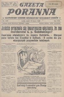 Gazeta Poranna : ilustrowany dziennik informacyjny wschodnich kresów. 1928, nr8408