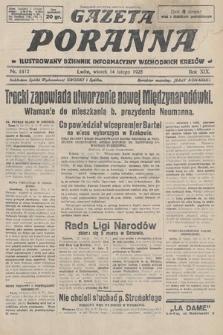 Gazeta Poranna : ilustrowany dziennik informacyjny wschodnich kresów. 1928, nr8412