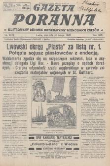 Gazeta Poranna : ilustrowany dziennik informacyjny wschodnich kresów. 1928, nr8424
