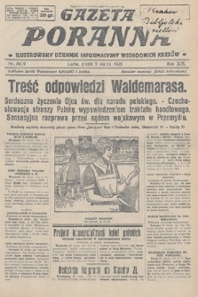 Gazeta Poranna : ilustrowany dziennik informacyjny wschodnich kresów. 1928, nr8429