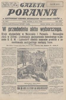 Gazeta Poranna : ilustrowany dziennik informacyjny wschodnich kresów. 1928, nr8430