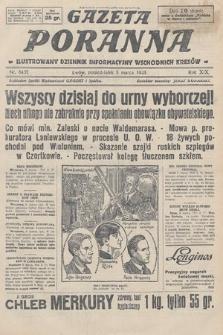 Gazeta Poranna : ilustrowany dziennik informacyjny wschodnich kresów. 1928, nr8432