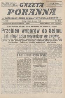 Gazeta Poranna : ilustrowany dziennik informacyjny wschodnich kresów. 1928, nr8433