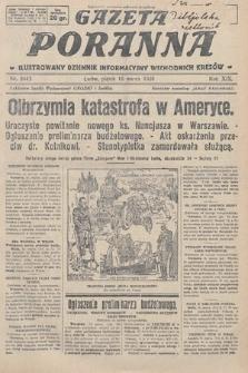 Gazeta Poranna : ilustrowany dziennik informacyjny wschodnich kresów. 1928, nr8443