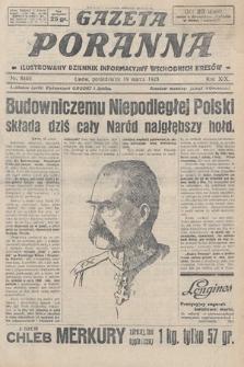 Gazeta Poranna : ilustrowany dziennik informacyjny wschodnich kresów. 1928, nr8446