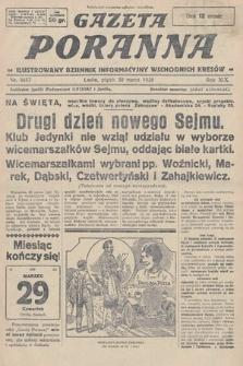 Gazeta Poranna : ilustrowany dziennik informacyjny wschodnich kresów. 1928, nr8457