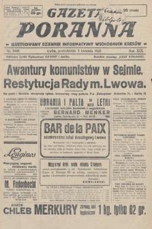 Gazeta Poranna : ilustrowany dziennik informacyjny wschodnich kresów. 1928, nr8460