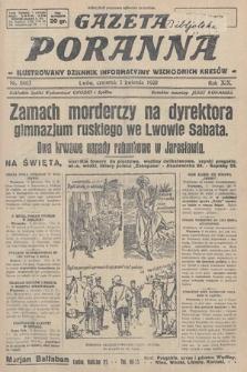 Gazeta Poranna : ilustrowany dziennik informacyjny wschodnich kresów. 1928, nr8463
