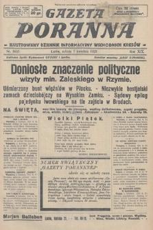 Gazeta Poranna : ilustrowany dziennik informacyjny wschodnich kresów. 1928, nr8465