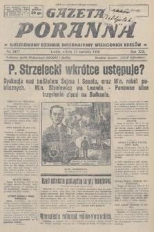 Gazeta Poranna : ilustrowany dziennik informacyjny wschodnich kresów. 1928, nr8477