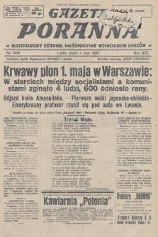 Gazeta Poranna : ilustrowany dziennik informacyjny wschodnich kresów. 1928, nr8489