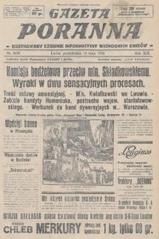 Gazeta Poranna : ilustrowany dziennik informacyjny wschodnich kresów. 1928, nr8499