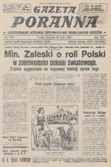 Gazeta Poranna : ilustrowany dziennik informacyjny wschodnich kresów. 1928, nr8505