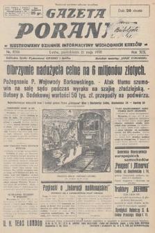 Gazeta Poranna : ilustrowany dziennik informacyjny wschodnich kresów. 1928, nr8506