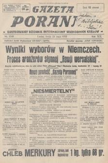 Gazeta Poranna : ilustrowany dziennik informacyjny wschodnich kresów. 1928, nr8508
