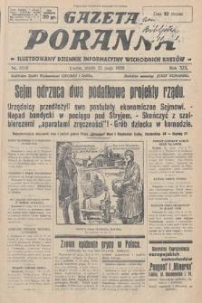 Gazeta Poranna : ilustrowany dziennik informacyjny wschodnich kresów. 1928, nr8510