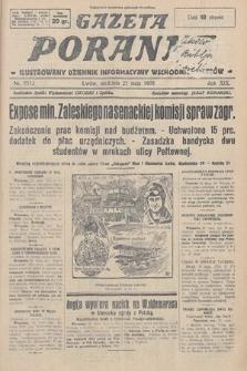 Gazeta Poranna : ilustrowany dziennik informacyjny wschodnich kresów. 1928, nr8512