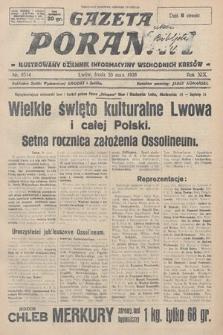 Gazeta Poranna : ilustrowany dziennik informacyjny wschodnich kresów. 1928, nr8514