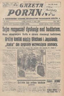 Gazeta Poranna : ilustrowany dziennik informacyjny wschodnich kresów. 1928, nr8515