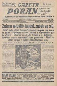 Gazeta Poranna : ilustrowany dziennik informacyjny wschodnich kresów. 1928, nr8516