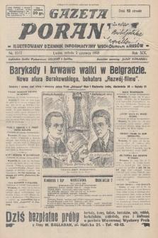 Gazeta Poranna : ilustrowany dziennik informacyjny wschodnich kresów. 1928, nr8517