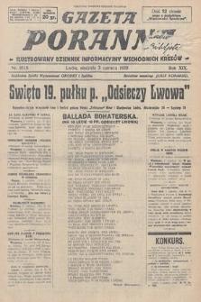 Gazeta Poranna : ilustrowany dziennik informacyjny wschodnich kresów. 1928, nr8518