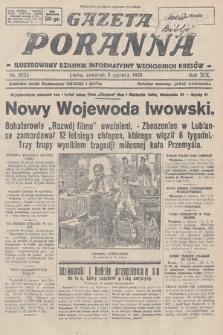Gazeta Poranna : ilustrowany dziennik informacyjny wschodnich kresów. 1928, nr8522