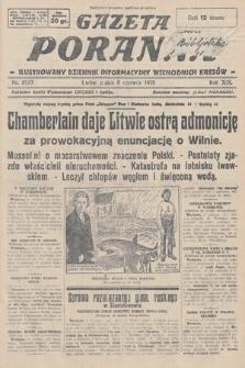 Gazeta Poranna : ilustrowany dziennik informacyjny wschodnich kresów. 1928, nr8523