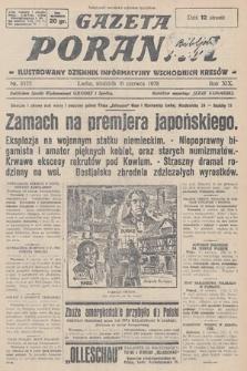 Gazeta Poranna : ilustrowany dziennik informacyjny wschodnich kresów. 1928, nr8525