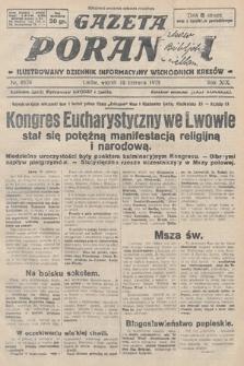 Gazeta Poranna : ilustrowany dziennik informacyjny wschodnich kresów. 1928, nr8534