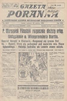 Gazeta Poranna : ilustrowany dziennik informacyjny wschodnich kresów. 1928, nr8543