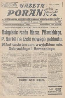 Gazeta Poranna : ilustrowany dziennik informacyjny wschodnich kresów. 1928, nr8544
