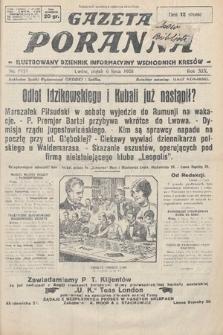 Gazeta Poranna : ilustrowany dziennik informacyjny wschodnich kresów. 1928, nr8551