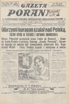 Gazeta Poranna : ilustrowany dziennik informacyjny wschodnich kresów. 1928, nr8552