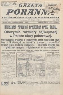 Gazeta Poranna : ilustrowany dziennik informacyjny wschodnich kresów. 1928, nr8553
