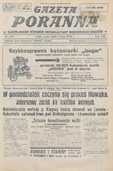 Gazeta Poranna : ilustrowany dziennik informacyjny wschodnich kresów. 1928, nr8554