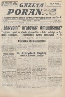Gazeta Poranna : ilustrowany dziennik informacyjny wschodnich kresów. 1928, nr8562