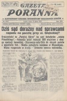 Gazeta Poranna : ilustrowany dziennik informacyjny wschodnich kresów. 1928, nr8563