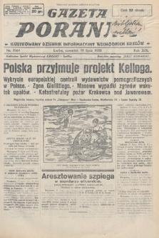 Gazeta Poranna : ilustrowany dziennik informacyjny wschodnich kresów. 1928, nr8564