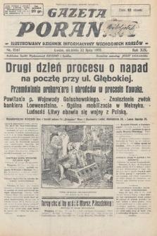 Gazeta Poranna : ilustrowany dziennik informacyjny wschodnich kresów. 1928, nr8567
