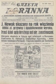 Gazeta Poranna : ilustrowany dziennik informacyjny wschodnich kresów. 1928, nr8568