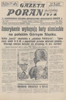 Gazeta Poranna : ilustrowany dziennik informacyjny wschodnich kresów. 1928, nr8580