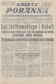 Gazeta Poranna : ilustrowany dziennik informacyjny wschodnich kresów. 1928, nr8582