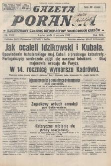 Gazeta Poranna : ilustrowany dziennik informacyjny wschodnich kresów. 1928, nr8584