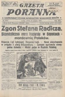 Gazeta Poranna : ilustrowany dziennik informacyjny wschodnich kresów. 1928, nr8587