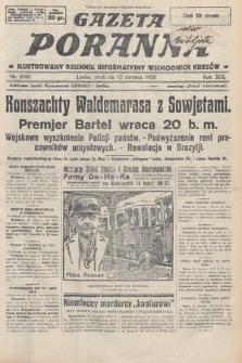Gazeta Poranna : ilustrowany dziennik informacyjny wschodnich kresów. 1928, nr8588