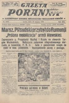 Gazeta Poranna : ilustrowany dziennik informacyjny wschodnich kresów. 1928, nr8598
